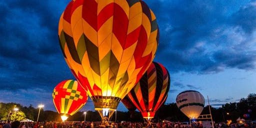 Atlanta Balloon Glow