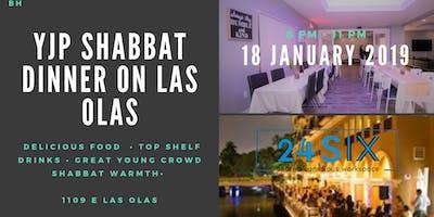 Shabbat Dinner Las Olas YJP 1/18