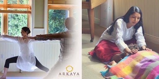 Arkaya Healing & Mindfulness Yoga Teacher Training w/ Yogacharini Maitreyi
