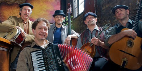 Midnight In Paris with Cafe Accordion Orchestra tickets