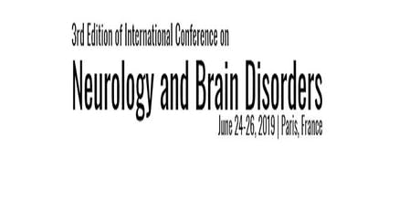 3rd Edition of International Conference on Neurology and Brain Disorders tickets
