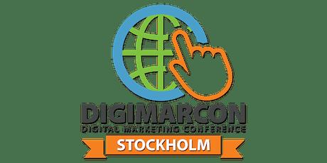 Stockholm Digital Marketing Conference tickets