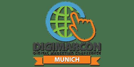 Munich Digital Marketing Conference tickets