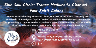 Blue Soul Circle in the Bronx