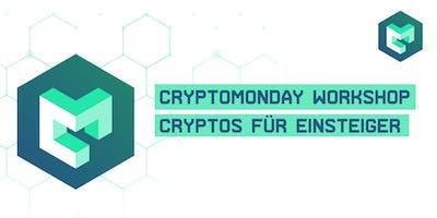 CryptoMonday Workshops | Cryptos für Einsteiger #3