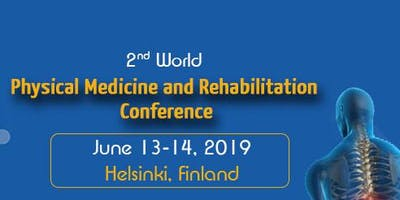 2nd World Physical Medicine and Rehabilitation Conference