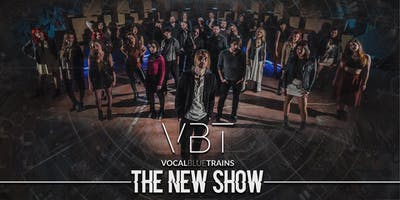 Vocal Blue Trains Live at Teatro Puccini
