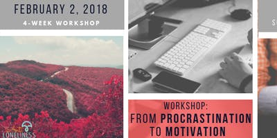 From Procrastination to Motivation (4-week workshop)