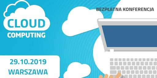 Bezpłatna konferencja Cloud Computing