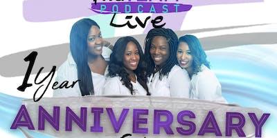 #ThaTeam Podcast LIVE 1yr Anniversary Show