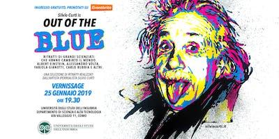 Out of the blue - ritratti di grandi scienziati che hanno cambiato il mondo