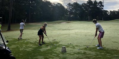 Ladies Golf Class 102: Intermediate: Prepare for On Course ( 1-Hour Classes/4 Weeks