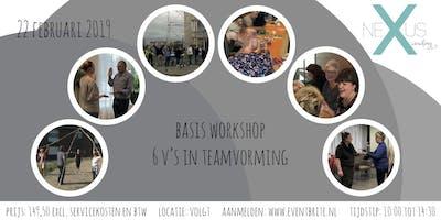 """Basis workshop \""""6 V\"""