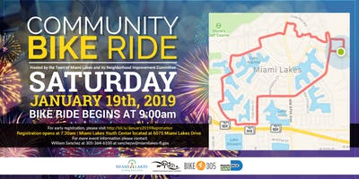 Community Bike Ride-January 2019