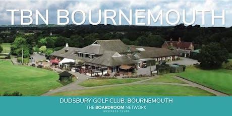 The Boardroom Network (Dorset)  tickets
