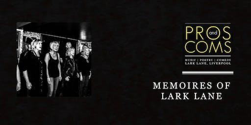 Memoire of Lark Lane - Live comedy