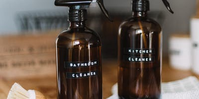 Non-Toxic Spring Cleaning