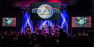 House of Floyd - Pink Floyd Experience!  Live at the Foothill Fillmore @ The Auburn Odd Fellows