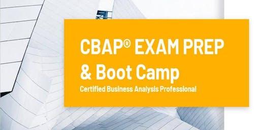 CBAP Certification Training Course Toronto, ON | CBAP Exam Prep & Boot Camp - Weekdays