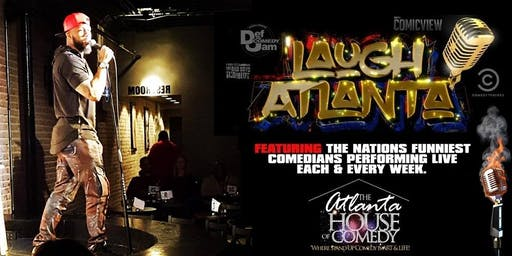 Laugh Atlanta at Suite Lounge