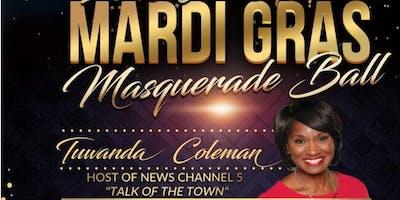 Moves & Grooves Inc. 2019 ART SPLASH: Mardi Gras Masquerade Ball