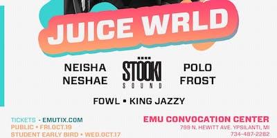 Juice WRLD @ EMU Convocation Center