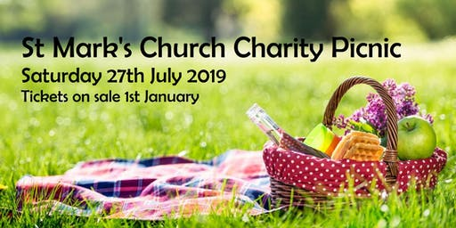 St Marks church charity Bring Your Own picnic
