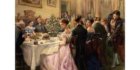 Edwardian Progressive Dinner & Entertainment tickets