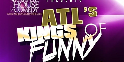 ATL's Kings of Funny at Monticello