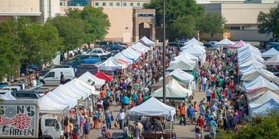 FREE CLOTHING SWAP at Texas Farmers' Market at Lakeline