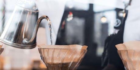 Commonwealth Joe: Coffee Brewing Methods Course tickets