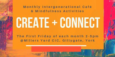 Create Connect Intergenerational Drop In Caf