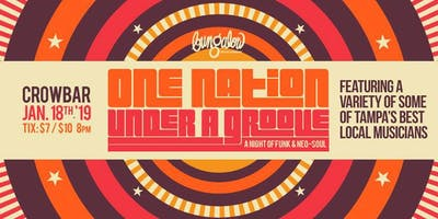 One Nation Under A Groove: A Night of Funk & Neo-Soul