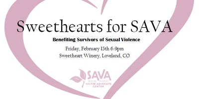 Sweethearts for SAVA - Benefiting Survivors of Sexual Violence