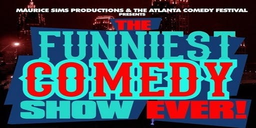 The Funniest Comedy Show Ever @ Monticello