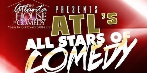 All Stars of Comedy at Suite Lounge