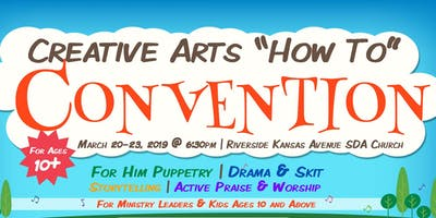 "Creative Arts ""How to\"" Convention"