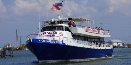 Day on Tangier Island - Cruise & Lunch  tickets