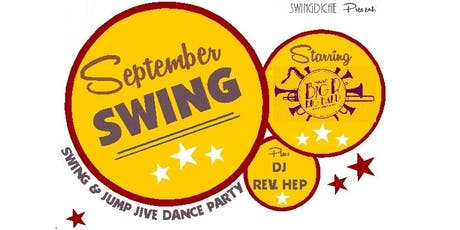September Swing with the Big R Big Band tickets
