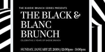 The Black & Blanc Brunch