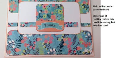 Beginner Series: Thank You Card Q1 2019