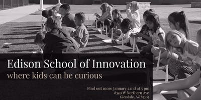 Edison School of Innovation Informational Session