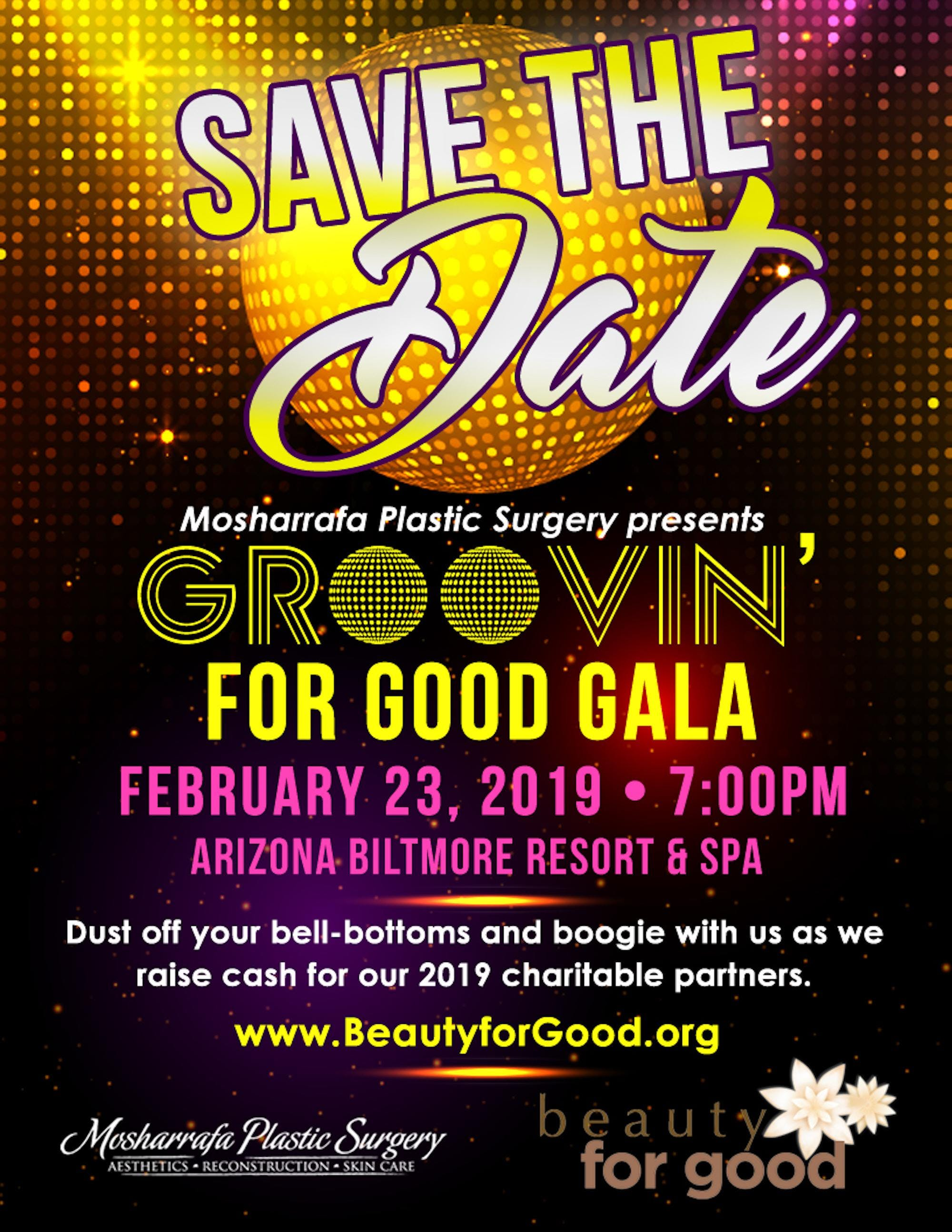3rd Annual Beauty for Good Gala