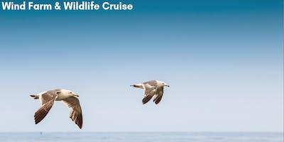 Wind Farm and Wildlife Cruise