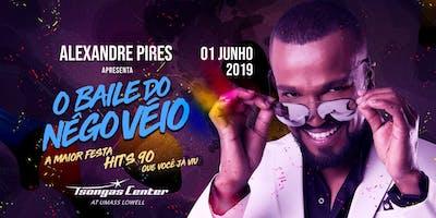 Alexandre Pires - O Baile do Nego Véio