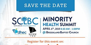 2019 South Carolina Minority Health Summit
