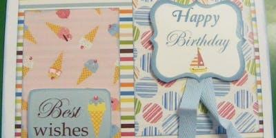 Beginner Series: Birthday Card Q1 2019