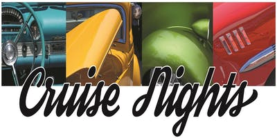 2019 Daily Herald's July Classic Car Cruise Night -Car Registration