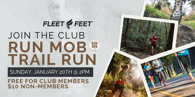 Glenn Sebastian Nature Trail 4 miler. By Fleet Feet Mobile