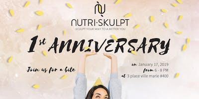 NutriSkulpt Anniversary Party